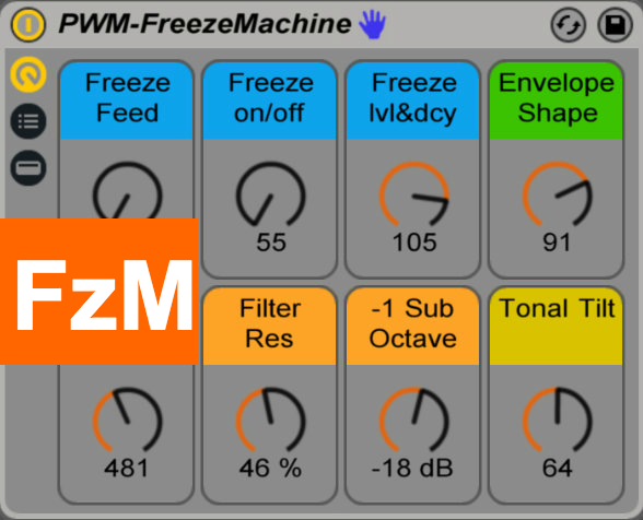 Freeze Machines from Sonicstate